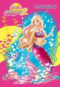 Barbie - Příběh mořské panny 2 – Omalovánky