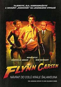 Flynn Carsen - Návrat do dolů krále Šalamouna - DVD