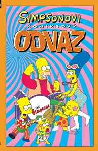Simpsonovi Komiksový odvaz