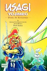 Usagi Yojimbo - Souboj v Kitanoji
