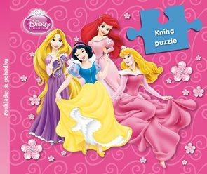 Princezna - 9 dílná kniha puzzle