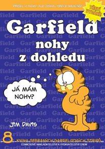 Garfield - Nohy z dohledu (č.8) - 2. vydání