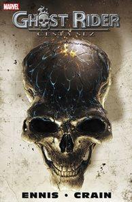 Ghost Rider - Cesta slz