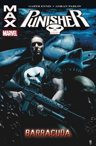 Punisher MAX 6 - Barracuda