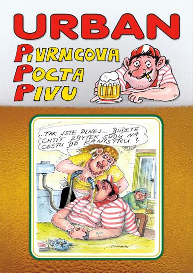Urban - Pivrncova pocta pivu - Urban Petr - 14,9x21,1