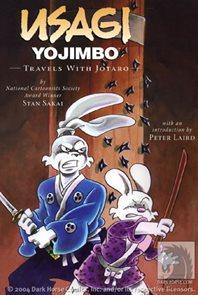 Usagi Yojimbo - Na cestách s Jotarem