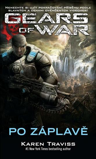 Gears of War 2 – Po záplavě - Traviss Karen - 10,5x17,5