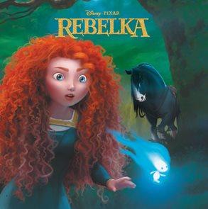 Rebelka - Filmový příběh (32 stran)
