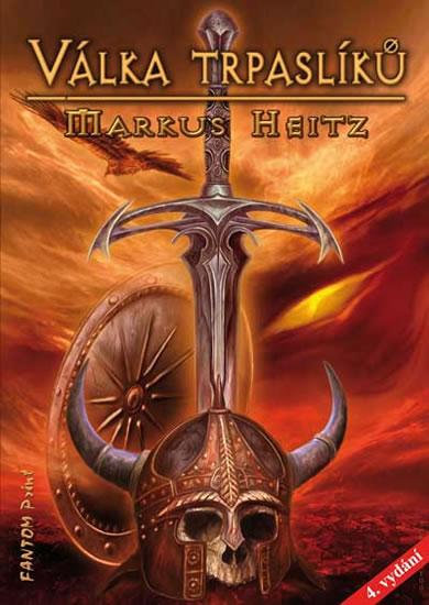 Trpaslíci 2 - Válka trpaslíků (4.vydání) - Heitz Markus - 17x24 cm
