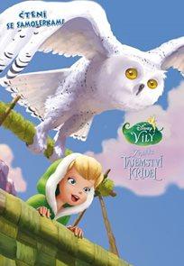 Víly - Zvonilka - Tajemství křídel - Čtení se samolepkami
