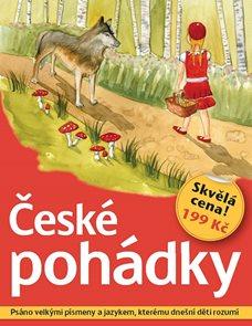 České pohádky - Psáno velkými písmeny...