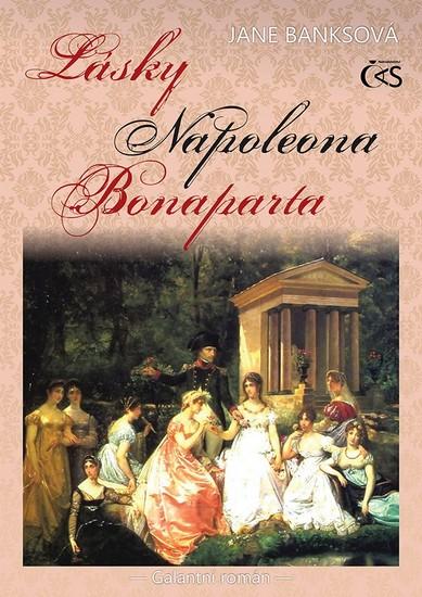 Lásky Napoleona Bonaparta - Banksová Jane - 13,6x20,6