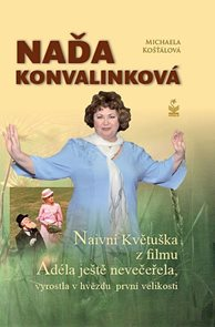 Naďa Konvalinková - Naivní Květuška z filmu Adéla ještě nevečeřela, vyrostla v hvězdu první velikost