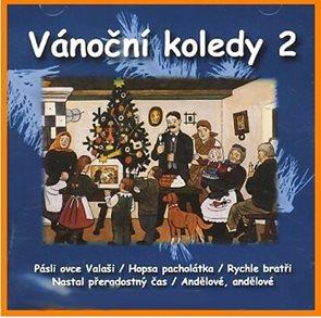 Vánoční koledy 2 - CD