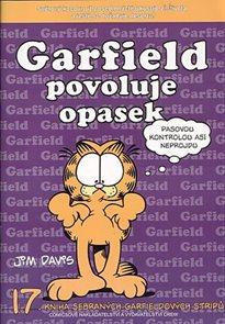 Garfield povoluje opasek (č.17) - 2.vydání