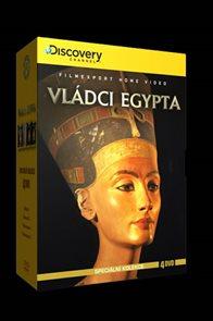Vládci Egypta - Speciální kolekce - 4DVD