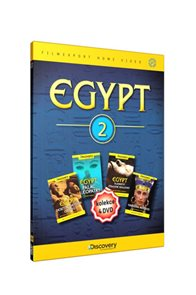 Egypt 2. – 4 DVD