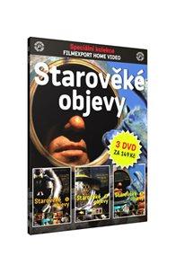 Starověké objevy – 3 DVD