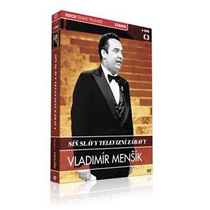 Síň slávy - Vladimír Menšík - 4 DVD