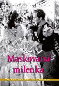 Maskovaná milenka - DVD box
