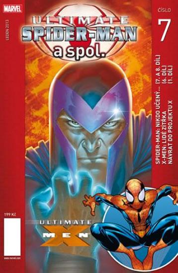 Ultimate Spider-man a spol. 7 - Bendis Brian Michael - 15,7x24,1