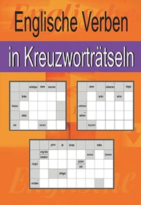 Englische Verben in Kreuzworträtseln