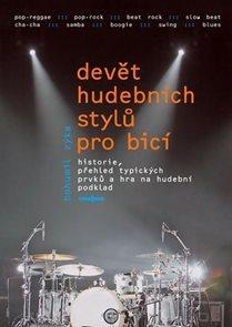 Devět hudebních stylů pro bicí nástroje + DVD