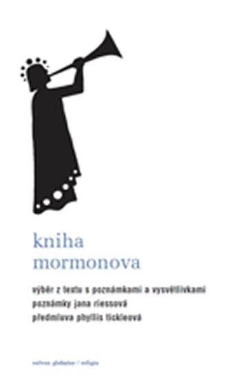 Kniha Mormonova - Riessová Jana - 12x19,1