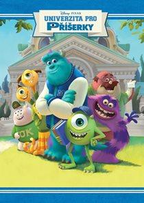 Monsters University - filmový příběh (64 stran)