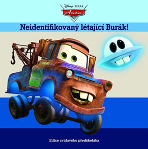 Auta - Neidentifikovaný létající Burák!