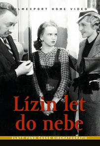 Lízin let do nebe - DVD box
