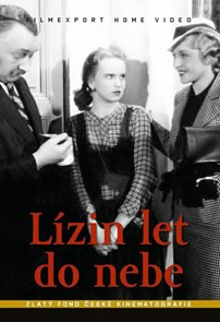 Lízin let do nebe - DVD (digipack)