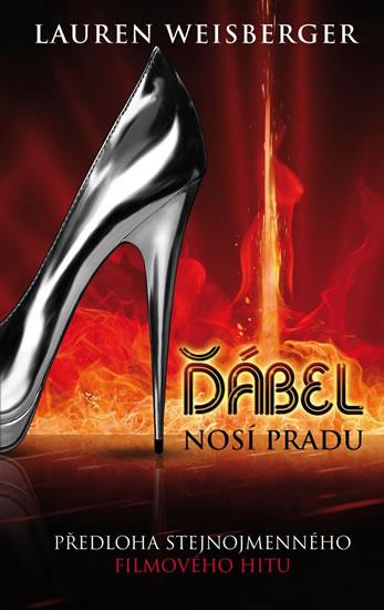 Ďábel nosí Pradu - Weisbergerová Lauren - 13,4x20,5
