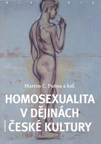 Homosexualita v dějinách české kultury - brož.