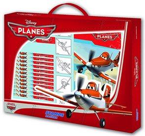 Letadla Razítka v krabici