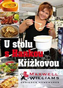 U stolu s Hankou Křížkovou