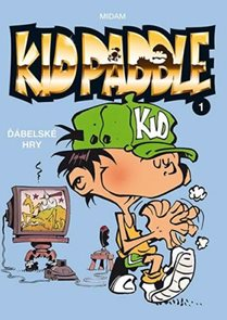 Kid Paddle 1 - Ďábelské hry