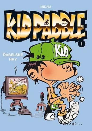 Kid Paddle 1 - Ďábelské hry - Midam - 21x29,7