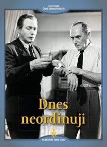 Dnes neordinuji - DVD (digipack)