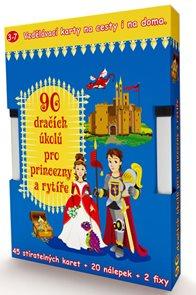 90 dračích úkolů pro princezny a rytíře