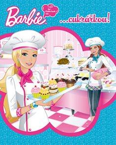 Barbie cukrářka - Dárková sada