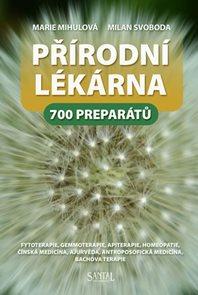 Přírodní lékárna - 700 preparátů