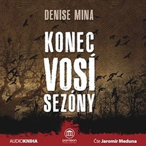 CD Konec vosí sezóny - audiokniha (čte Jaromír Meduna)