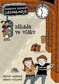 Detektivní kancelář Lasse & Maja 7 - Záhada ve vlaku