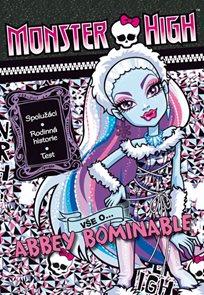 Monster High - Vše o Abbey Bominable