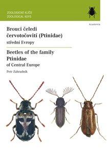 Brouci čeledi červotočovití (Ptinidae) střední Evropy / Beatles of the family Ptinidae of Central Eu