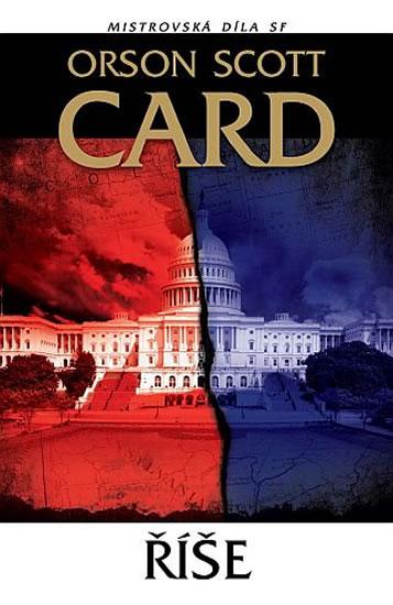 Říše - Card Orson Scott - 10,8x16,6