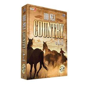 100 nej country - 6 CD