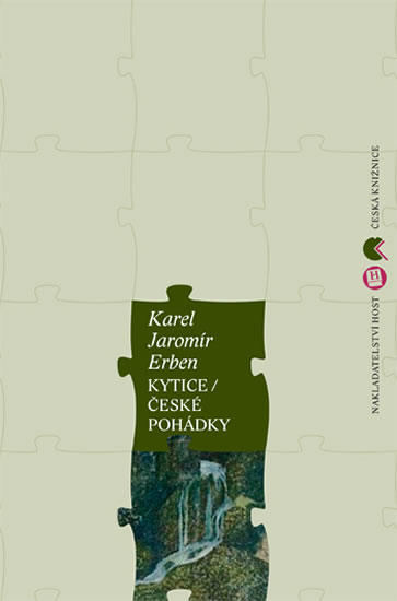 Kytice / České pohádky - Erben Karel Jaromír - 13,9x20,6