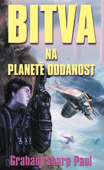 Helfort 4 - Bitva na planetě oddanost - Graham Sharp Paul - 10,8x17,5
